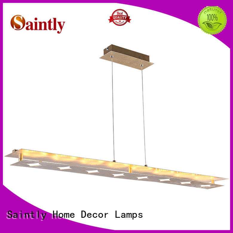 Saintly light pendant lamp in different shape for study room