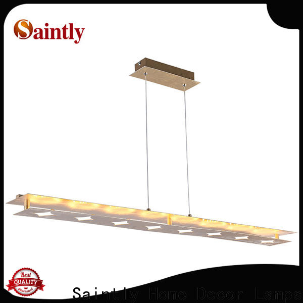 Saintly led pendant lights for sale in different shape for kitchen