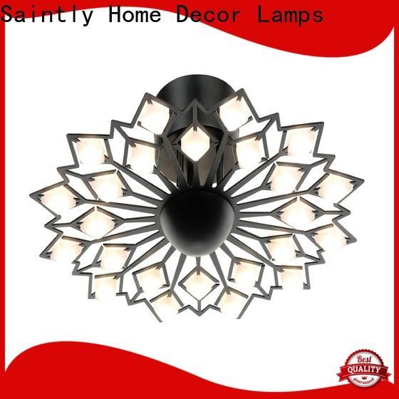 Saintly new-arrival led flush mount ceiling lights buy now for living room