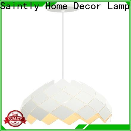 Saintly decorative ceiling pendant in different shape for foyer