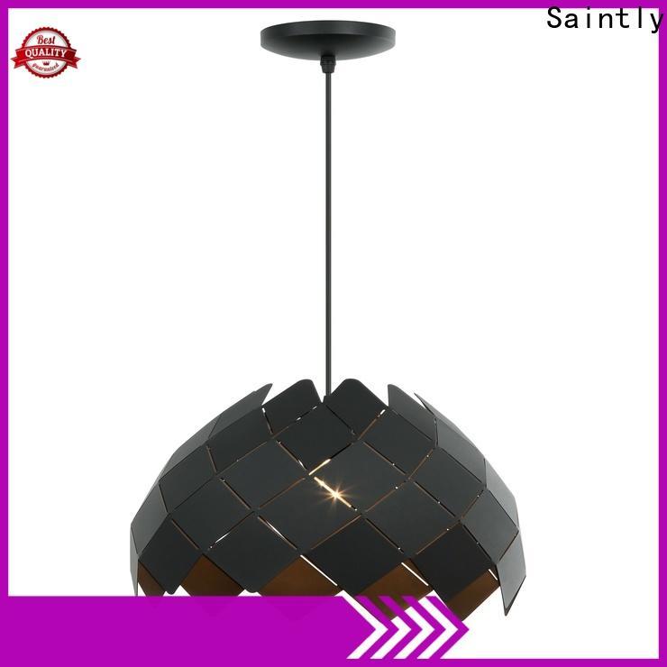 Saintly 66751g modern led chandeliers vendor for foyer