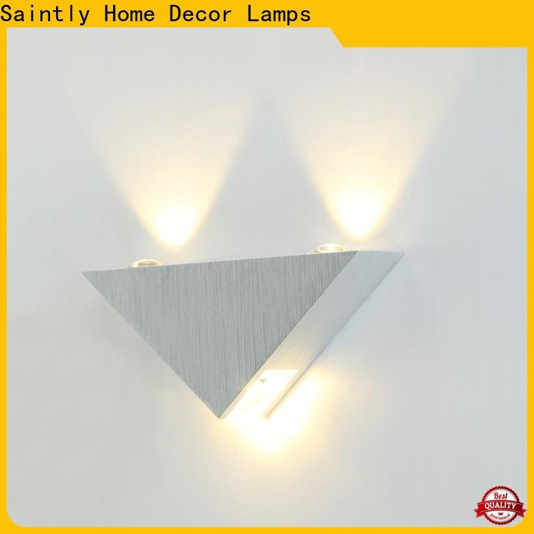 Saintly newly decorative wall lights manufacturer in college dorm