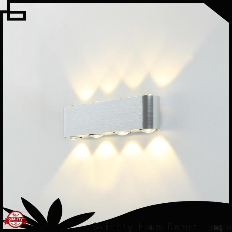 Saintly 66532123ab modern wall lights for wholesale for bedroom
