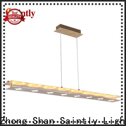 Saintly unique contemporary pendant lights supply for bar