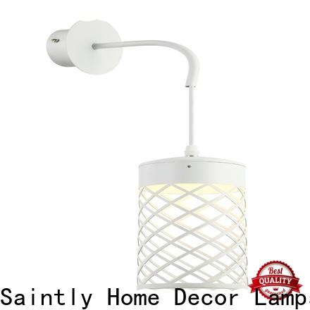 Saintly fine- quality bedroom wall sconces for wholesale for dining room