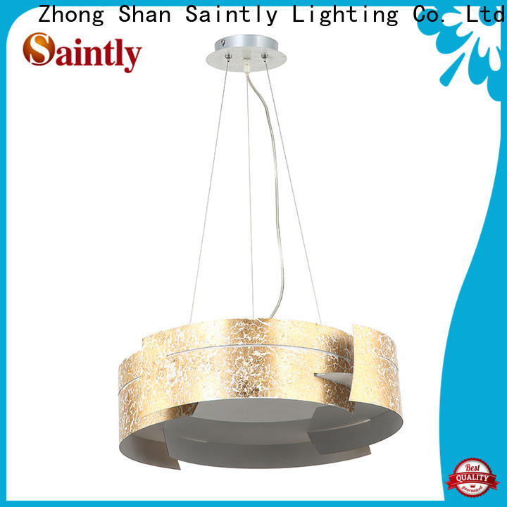Saintly lights modern chandeliers producer for study room