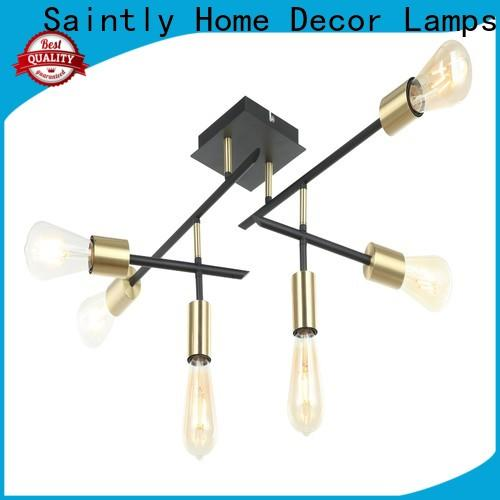 Saintly lamps modern ceiling lights for wholesale