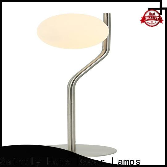 Saintly hot-sale modern table lamps factory price for conference room