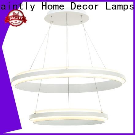 Saintly 755233a55w3c modern pendant lighting vendor for dining room