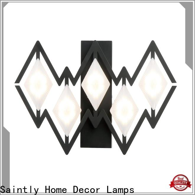 Saintly high-quality bathroom wall lights supply for entry