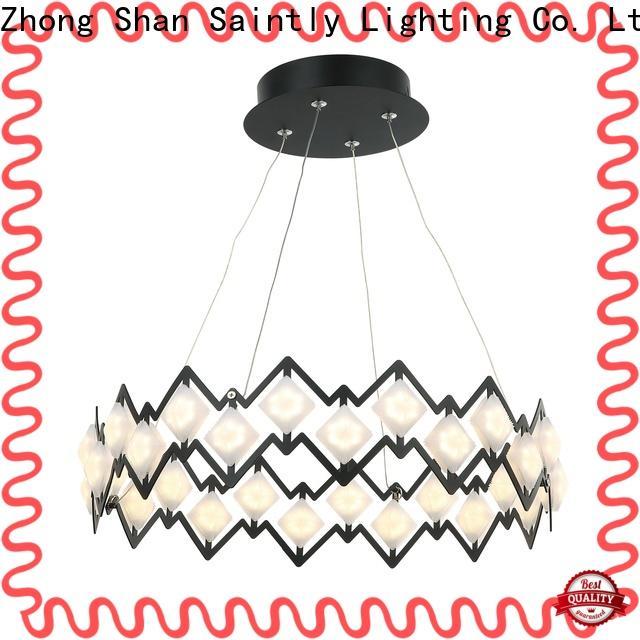 Saintly light indoor chandelier in different shape for foyer
