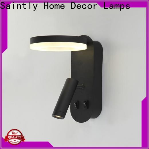 Saintly fine- quality led wall sconce for-sale for bathroom