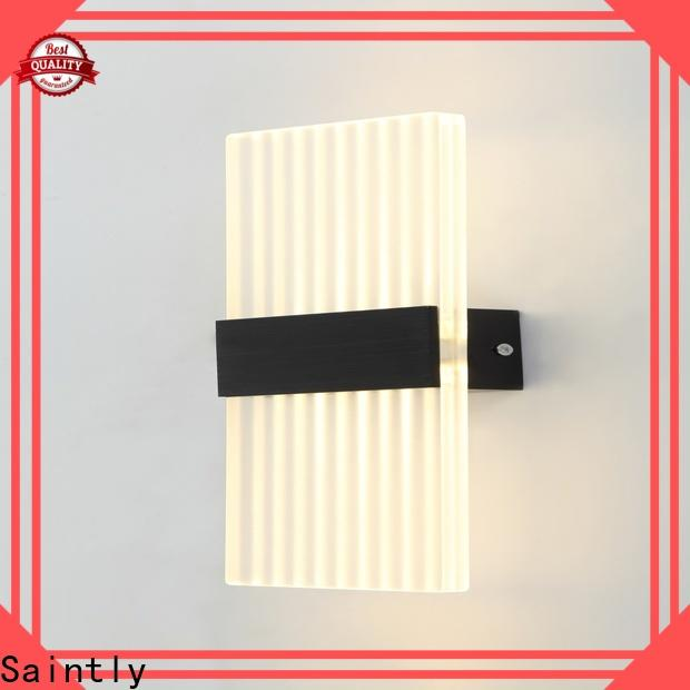 Saintly fine- quality wall lamp producer for hallway