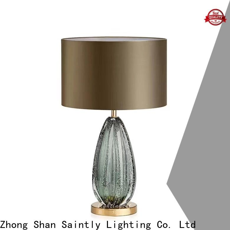 Saintly light modern desk lamp factory price in guard house
