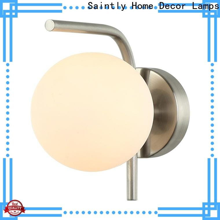 Saintly 67122sl2d led wall lamp free design for bedroom