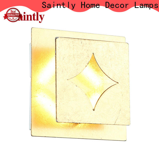 Saintly 66742asml wall lamp for wholesale for bathroom