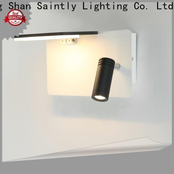 Saintly 66662smlb living room wall lights for wholesale for hallway
