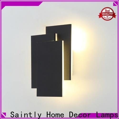 Saintly sconces contemporary wall lights producer in college dorm