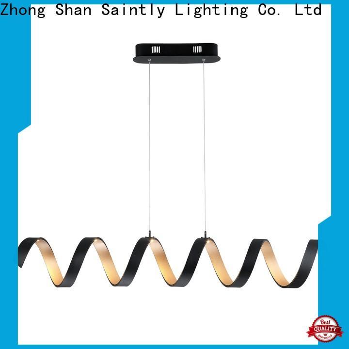 Saintly 66751g ceiling pendant producer for restaurant