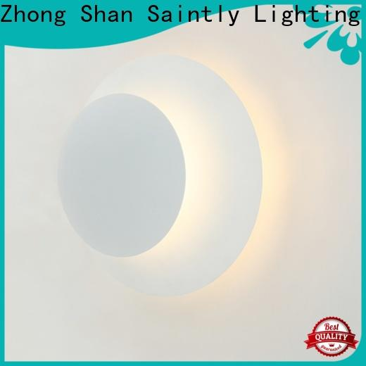 Saintly modern wall lamp manufacturer for dining room