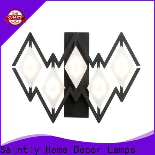 Saintly led led wall light at discount for hallway