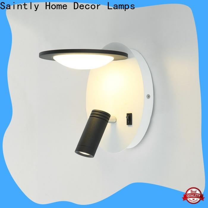 Saintly sconce bedroom wall lights for wholesale for hallway