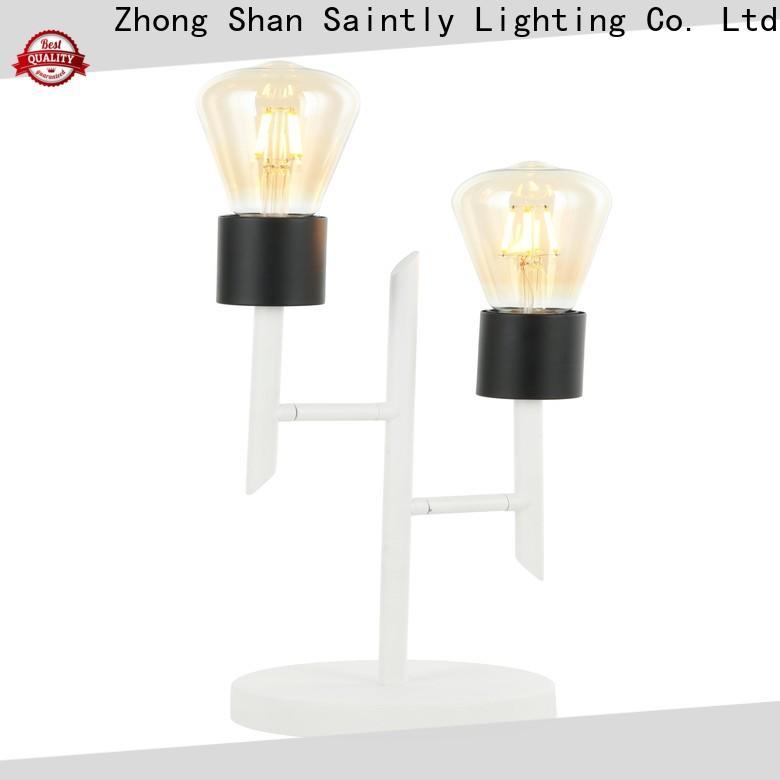 best led table lamp desk in different shape in living room