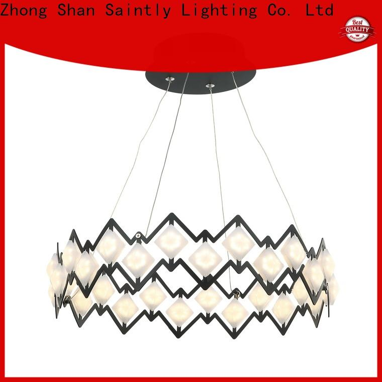 Saintly 66751g modern lamps in different shape for foyer