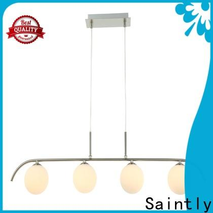 Saintly industry-leading modern led chandeliers supply for dining room