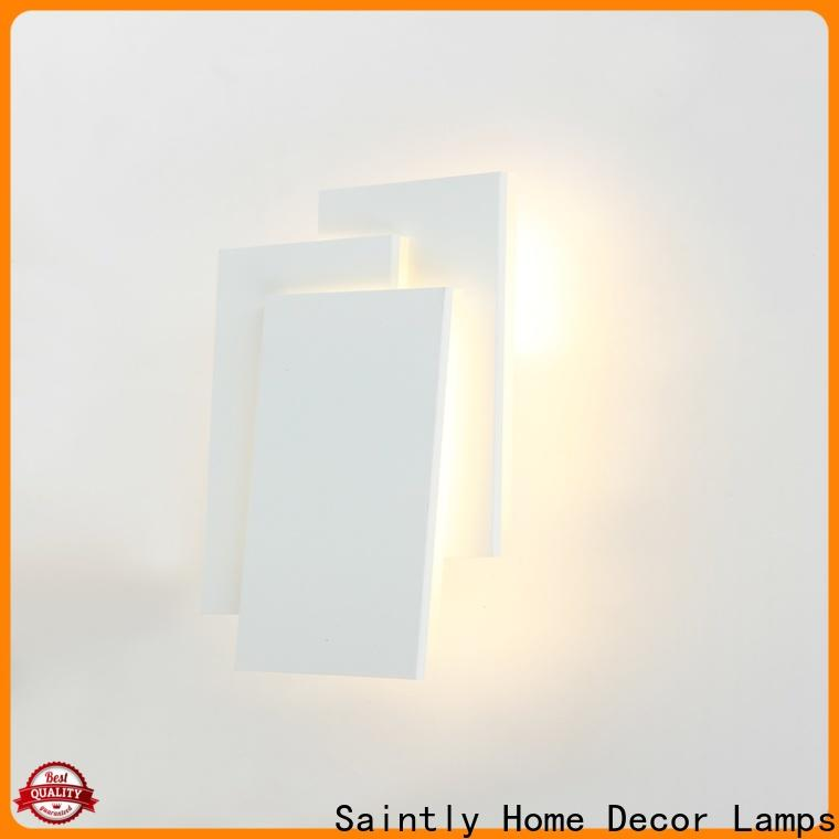 Saintly sconce decorative wall sconces manufacturer for kitchen