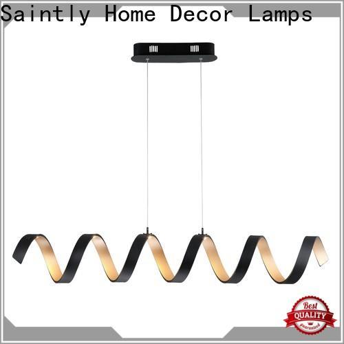 Saintly pendant modern lamps in different shape for restaurant