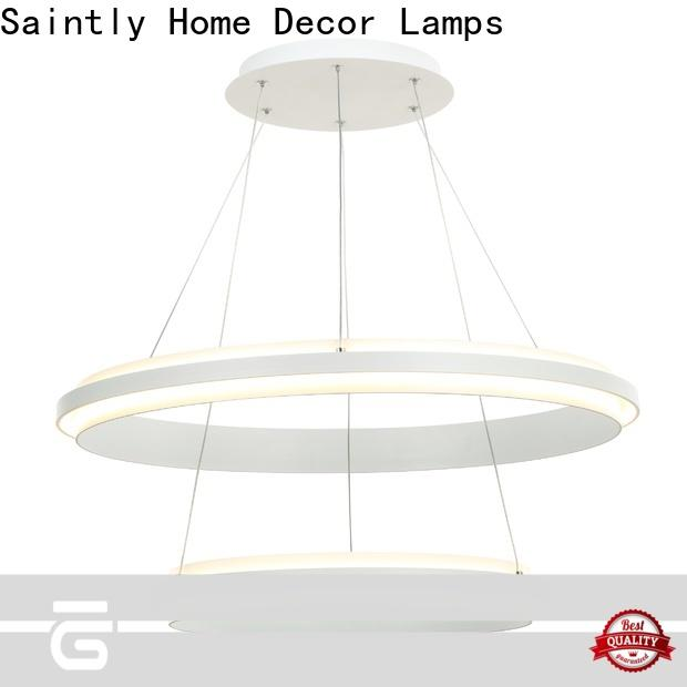 Saintly light ceiling pendant free quote for restaurant