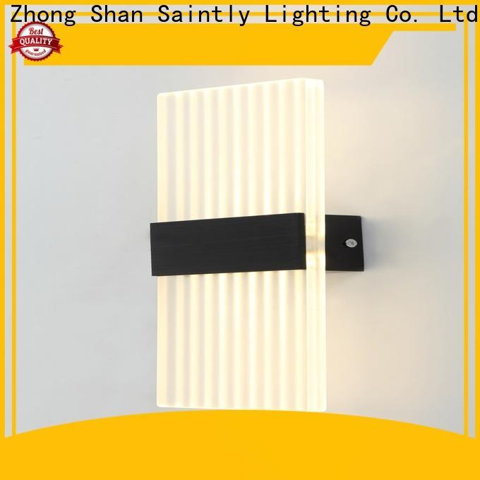 Saintly excellent modern wall sconces manufacturer for hallway