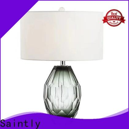 Saintly hot-sale led light table in different shape in living room