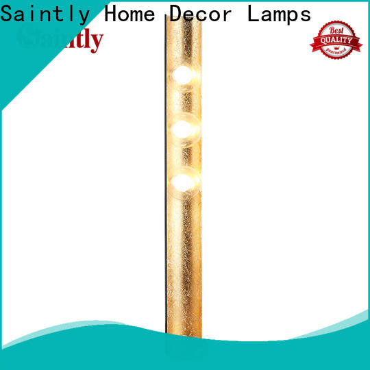 Saintly fine- quality decorative floor lamp in different shape in college dorm