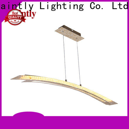Saintly commercial modern light fixtures producer for study room