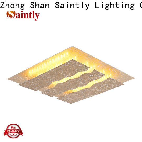 Saintly mordern led flush mount ceiling lights at discount for dining room