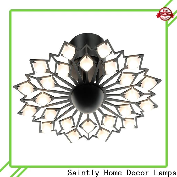 Saintly fixtures modern led ceiling lights at discount for bedroom