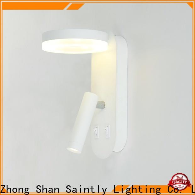 Saintly indoor living room wall lights at discount for hallway
