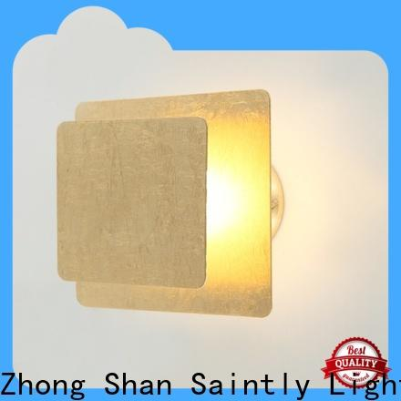 Saintly excellent led wall sconce producer for bathroom