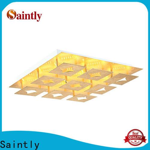 Saintly atmosphere bathroom ceiling light fixtures bulk production for living room