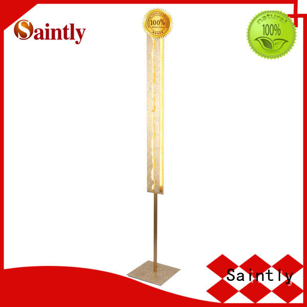 Saintly newly art deco floor lamp long-term-use in attic