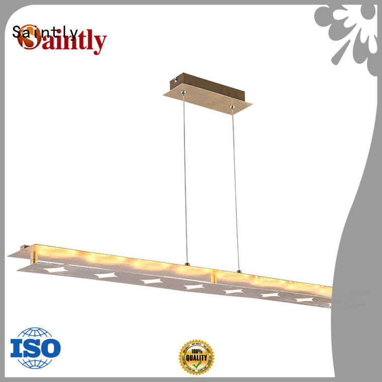 Saintly commercial led chandelier ceiling lights China for foyer