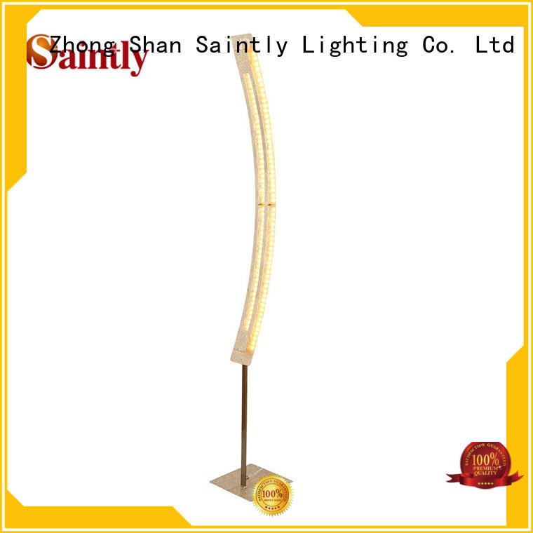 Saintly decorative living room floor lamps producer for dining room