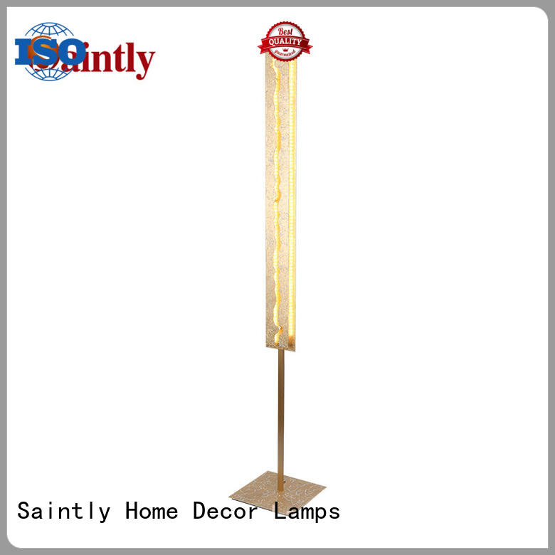 Saintly high-quality decorative floor lamp order now in attic