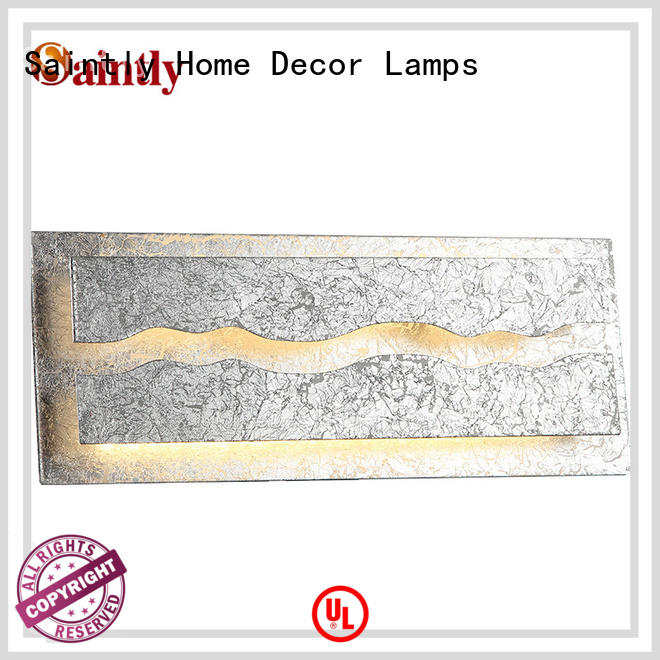 Saintly led modern wall lights for wholesale for dining room
