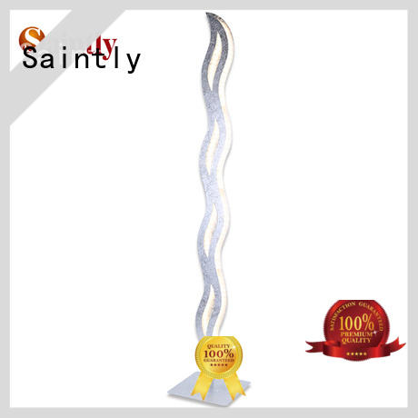 Saintly modern decorative floor lights producer for dining room
