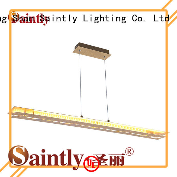 Saintly decorative modern led chandeliers vendor for foyer