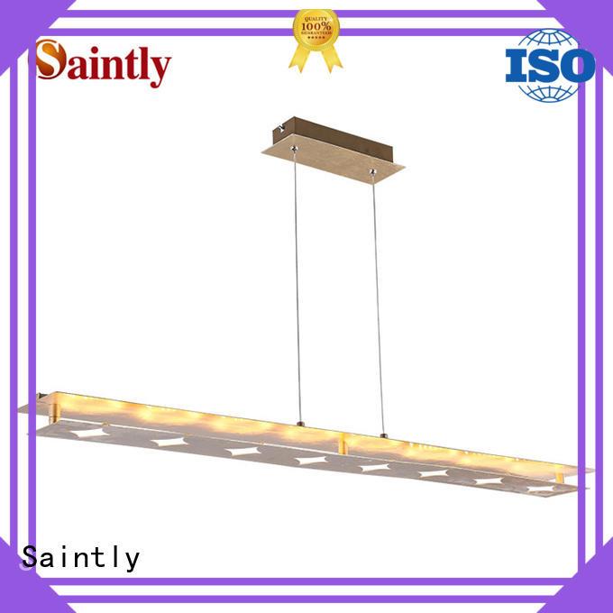 led pendant light 67143gl for restaurant Saintly