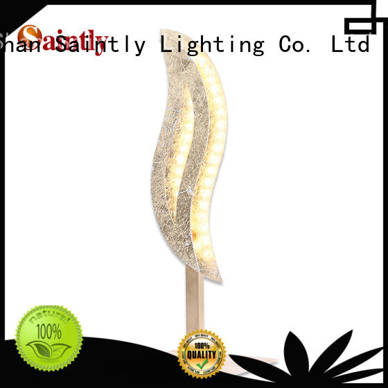 light led table lamp free design in living room